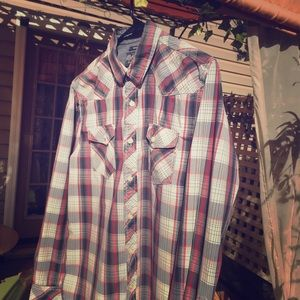 American Rag Button Up Designer Shirt